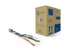 Кабель сетевой Ritar UTP 305м КВП (4*2*0,49)[СCA] (07455)