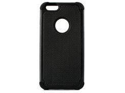Чехол для моб. телефона Drobak Anti-Shock для Apple Iphone 6 Plus (Black) (210292) (210292)