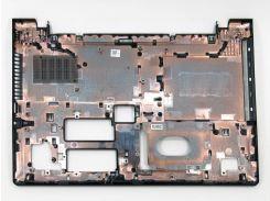 Нижняя крышка для ноутбука Lenovo (300-15 series), black (ОРИГИНАЛ с динамиками)