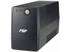 Источник бесперебойного питания FSP DP 650VA (DP650IEC)