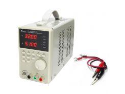 +Блок питания Wantek DPS-3305P программируемый,  32V, 5A, 160W с цифровой индикацией