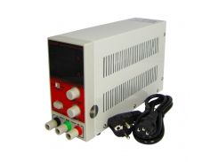 +Блок питания Zhaoxin MN-1003D 100V, 3A компактный, импульсный,  с цифровой индикацией
