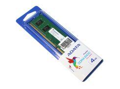 Память 4Gb DDR4, 2400 MHz, A-Data Original, 17-17-17, 1.2V (AD4U2400J4G17-S)