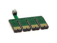 Чип для картриджа СНПЧ EPSON Stylus TX106/TX109/TX117/TX119 WWM (CH.0237)