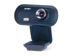 Web камера Sven IC-950 Black, 1.3 Mpx, 1280x720, USB 2.0, встроенный микрофон