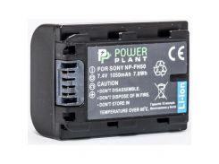 Аккумулятор к фото/видео PowerPlant Sony NP-FH50 (DV00DV1208)