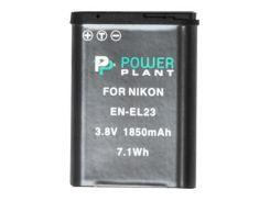 Аккумулятор к фото/видео PowerPlant Nikon EN-EL23 (DV00DV1396)