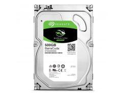 "Жесткий диск 3.5"" 500Gb Seagate BarraCuda, SATA3, 32Mb, 7200 rpm (ST500DM009)"