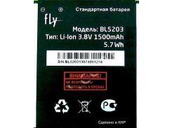 Аккумулятор Fly BL5203 IQ442Q