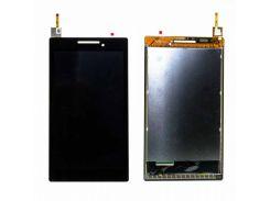 Дисплей Lenovo A7-10 Tab 2/ A7-20F с сенсором чёрный