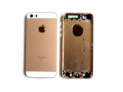 IPhoneSE back cover rose-золотой high copy