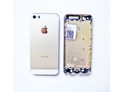 IPhone5S back cover золотой without imei