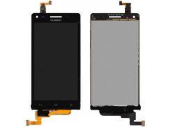 Дисплей Huawei G6 3G (G6-U10 Ascend/ G6 4G (G6-L11)/ P7 Mini с сенсором чёрный