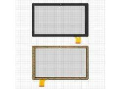 """Сенсорный экран China-Tablet PC 10,1""""; Impression ImPAD 1005, 10,1"""", 150 мм, 251 мм, 45 pin, емкостный, черный, #MJK-0692 FPC/XC-PG1010-031-A0"""
