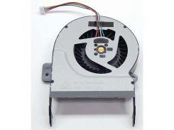 Оригинальный вентилятор для ноутбука ASUS X45C (толщина 10mm), X45VD, X55VD, R503VD, DC 5V 0.40A, 4pin (DELTA KSB06105HB-CB37) (Кулер)