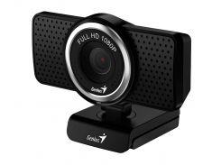 Web камера Genius ECam 8000 Full HD Black, 2.0 Mpx, 1920x1080, USB 2.0, встроенный микрофон