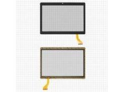 """Сенсорный экран China-Tablet PC 10""""; Assistant AP-107G, 10"""", 166 мм, 236 мм, 50 pin, тип 2, емкостный, черный, #MJK-0675 FPC"""