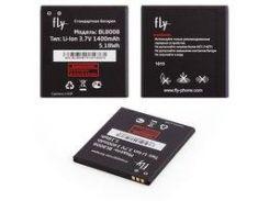 Аккумулятор BL8008 Fly FS401, Li-ion, 3,7 В, 1400 мАч, #60.01.0634