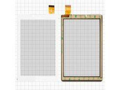 "Сенсорный экран China-Tablet PC 7""; Prestigio MultiPad 7.0 Color 2 3G (PMT3777), 7"", 181 мм, 111 мм, 30 pin, емкостный, белый, #PB70A2616"