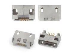 Коннектор зарядки Sony Ericsson SK17, 5 pin, micro-USB тип-B
