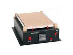 """Устройство для расклеивания дисплейного модуля (сепаратор) AS-111/UYUE 968, с вакуумным насосом, используется для экранов до 13"""""""