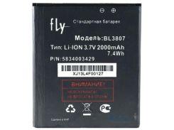 Аккумулятор Fly BL3807 iQ454 2000mAh