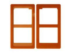 Фиксатор дисплейного модуля для мобильного телефона Samsung J700 Galaxy J7, для приклеивания стекла