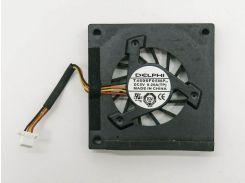 Оригинальный вентилятор для ноутбука ASUS Eee PC 700, 701, PC 900, 901, PC 1000, DC 5V 0.25A, 4pin (DELPHI T4506F05MP) (Кулер)