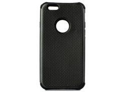 Чехол для моб. телефона Drobak Anti-Shock для Apple Iphone 6 (Black) (210291) (210291)