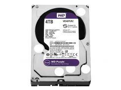 """Жесткий диск 3.5"""" 4Tb Western Digital Purple, SATA3, 64Mb, 5400 rpm (WD40PURZ)"""