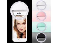Вспышка Selfie Ring Light зеленая