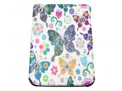 Обложка AIRON Premium для PocketBook 616/627/632 , рисунок Бабочки