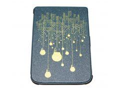 Обложка AIRON Premium для PocketBook 616/627/632 , рисунок Город