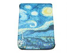 Обложка AIRON Premium для PocketBook 616/627/632 , рисунок Ночь
