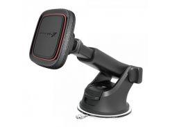 Автодержатель для телефона Grand-X МТ-06 (крепление на панель или стекло, телескоп)
