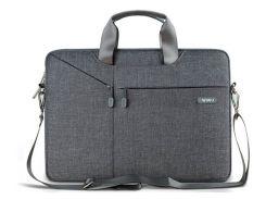 Нейлоновая сумка WIWU GearMax City Commuter Bag Grey для MacBook Air 11/12