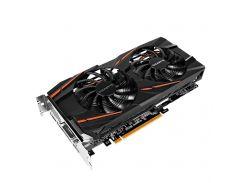 Видеокарта Radeon RX 570, Gigabyte, GAMING, 8Gb DDR5, 256-bit, DVI/HDMI/3xDP, 1255/7000MHz, 8-pin (GV-RX570GAMING-8GD-MI)
