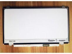 "Матрица 14.0"" N140BGE-L33 (1366*768, 40pin, LED, SLIM (вертикальные ушки), матовая, разъем справа внизу, W=320mm) для ноутбука"