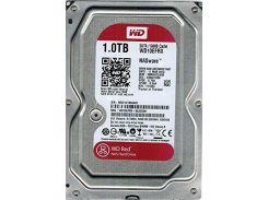 "Жесткий диск 3.5"" 1Tb Western Digital Red, SATA3, 64Mb, 5400 rpm (WD10EFRX) (Ref)"
