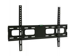 """Настенное крепление LCD/Plasma TV 32-65"""" Walfix M-17B Black, VESA 600x400, до 45 кг, отступ от стены 20 мм, уровень"""