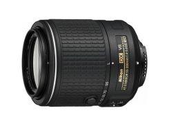 Объектив Nikon 55-200mm f/4-5.6G AF-S ED VR II AF-S NIKKOR (JAA823DA)