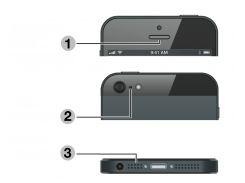 Микрофон iPhone 5/ 5S
