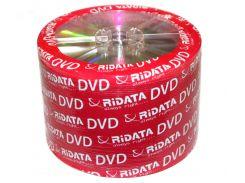 Диск DVD-R 50 Ridata, 4.7Gb, 16x, Bulk Box