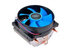 Вентилятор CPU Deepcool Beta 200 ST / sFM2/FM1/AM3+/AM3/AM2+/AM2/AM4/940/939/754 / 110.5x96x73.5мм 2200 об/мин 30дБ HB алюм.+мед