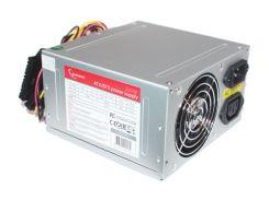 Блок питания Gembird 350W CCC-PSU10, 80mm, 20+4pin, 1x4pin, SATA х 3, Molex 2x4pin, кабеля немодульные
