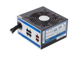 Блок питания Chieftec 650W CTG-650C, 120 mm, 20+4pin, 1x4+8pin, SATA х 6, Molex 4x4pin, 2x6+2pin, кабеля модульные