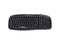 Клавиатура GreenWave KB-MM-801 USB, Black