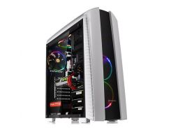Корпус Thermaltake Versa N27 Snow, White, Mid Tower, без БП, для ATX / Micro ATX / Mini ITX, ATX PSU, 502 x 201 x 473 мм, 4,7 кг (1x120 мм Fan в