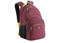 "Рюкзак для ноутбука 16"" Sumdex PON-391OR, Dark Red, полиэстер, 27,3 x 40 x 3,8 см"
