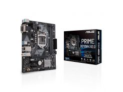 Мат.плата 1151 (H310) Asus PRIME H310M-K R2.0, H310, 2xDDR4, Int.Video(CPU), 4xSATA3, 1xPCI-E 16x 3.0, 2xPCI-E 1x 2.0, ALC887, RTL8111H,